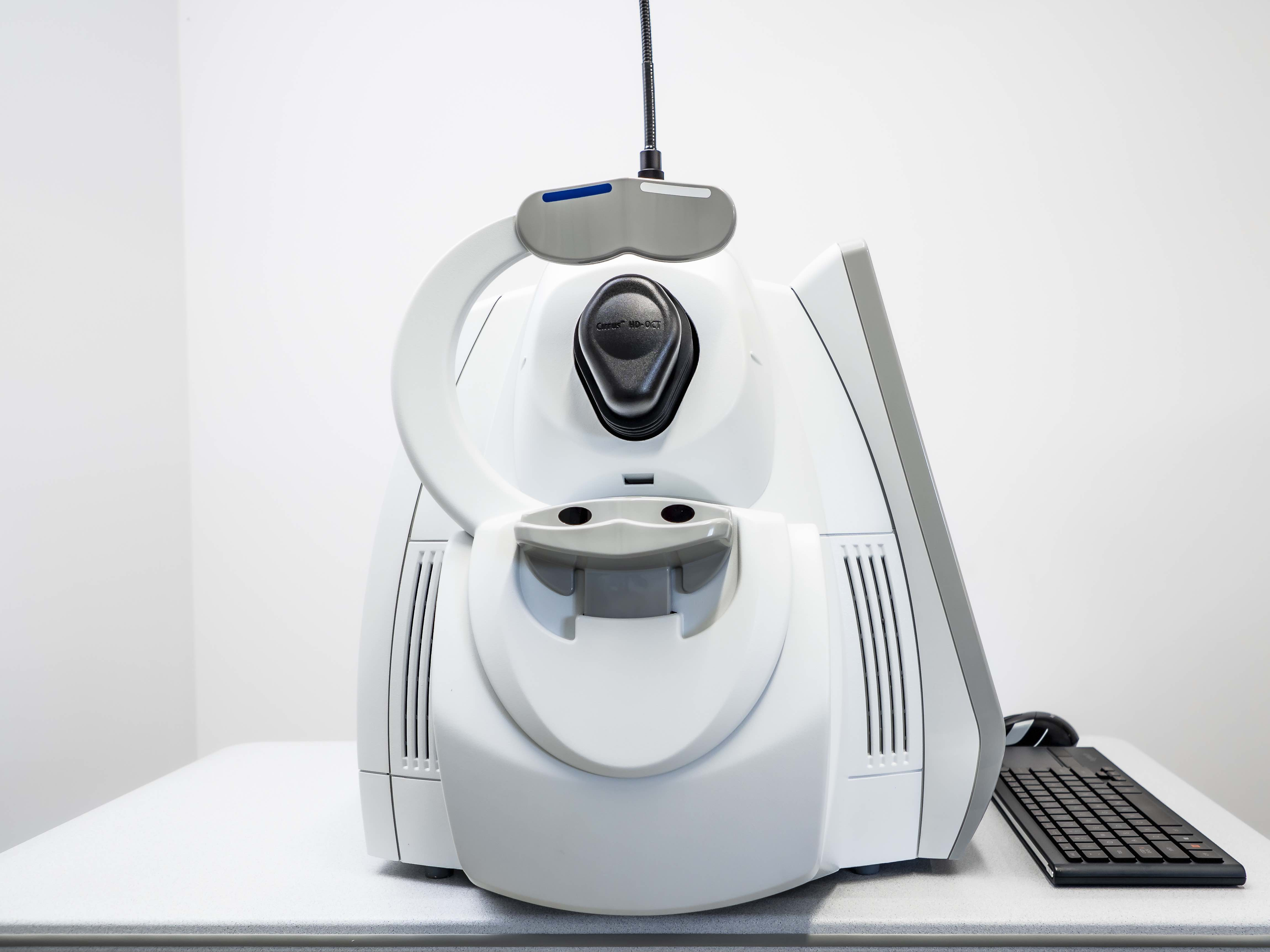 Cirrus HD_OCT Optical Coherence Tomography