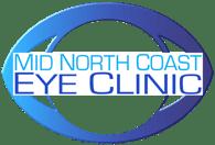 Mid North Coast Eye-old logo