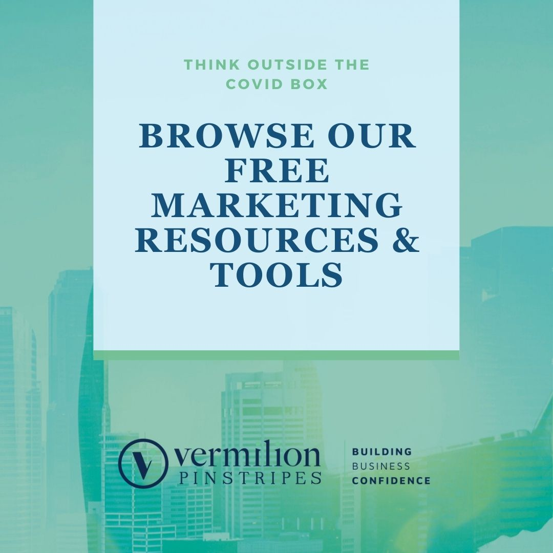 BROWSE OUR FREE MARKETING RESOURCES & TOOLS