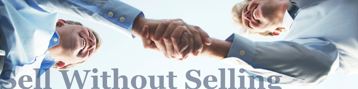Sell Without Selling with TED, a strategic sales approach by Vermilion Pinstripes