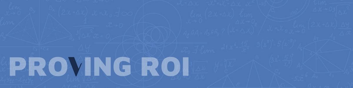 Proving marketing ROI through analytics