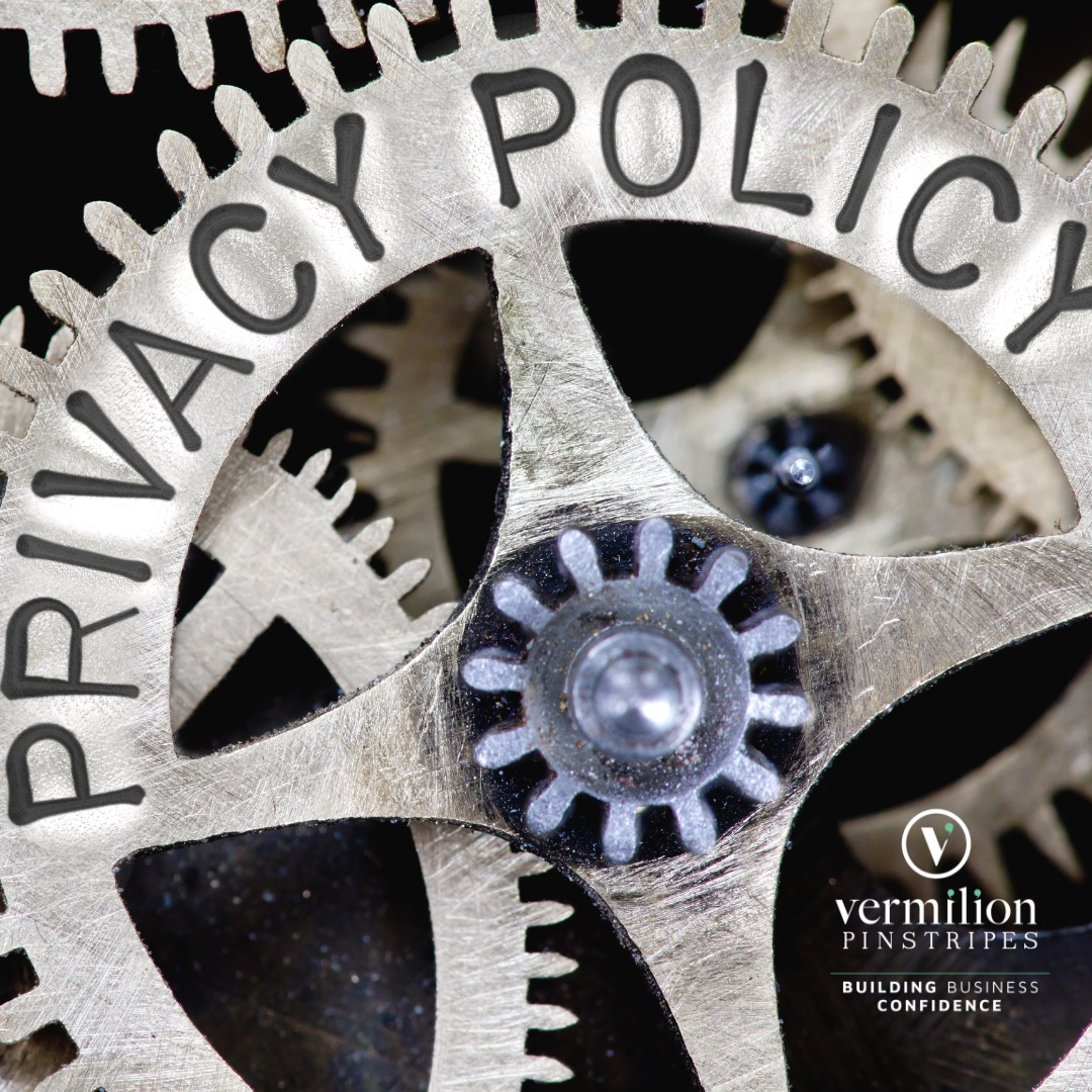 Privacy Policy - Vermilion Pinstripes - web designer Port Macquarie