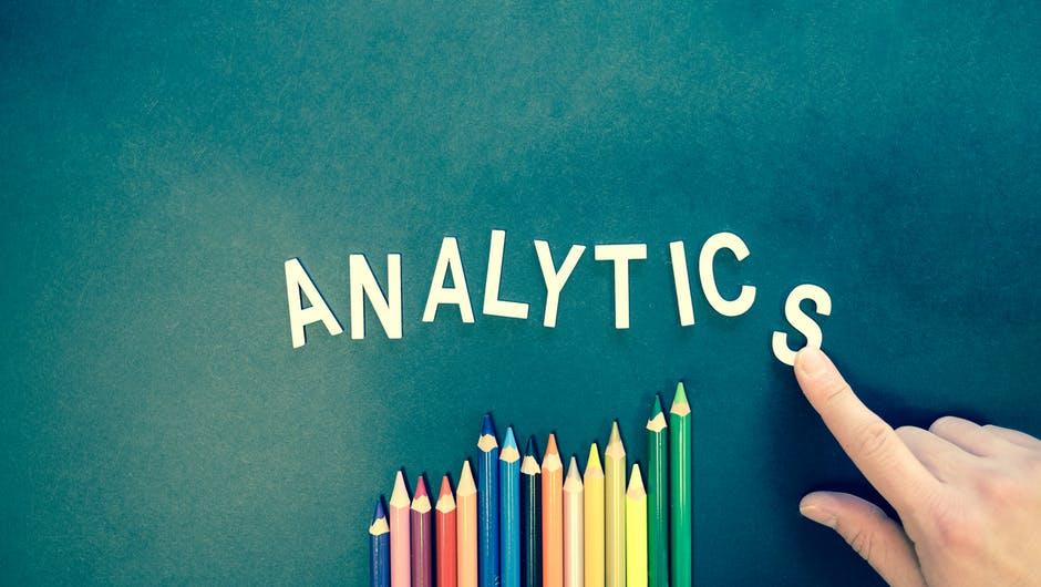 Analytics by Vermilion Marketing
