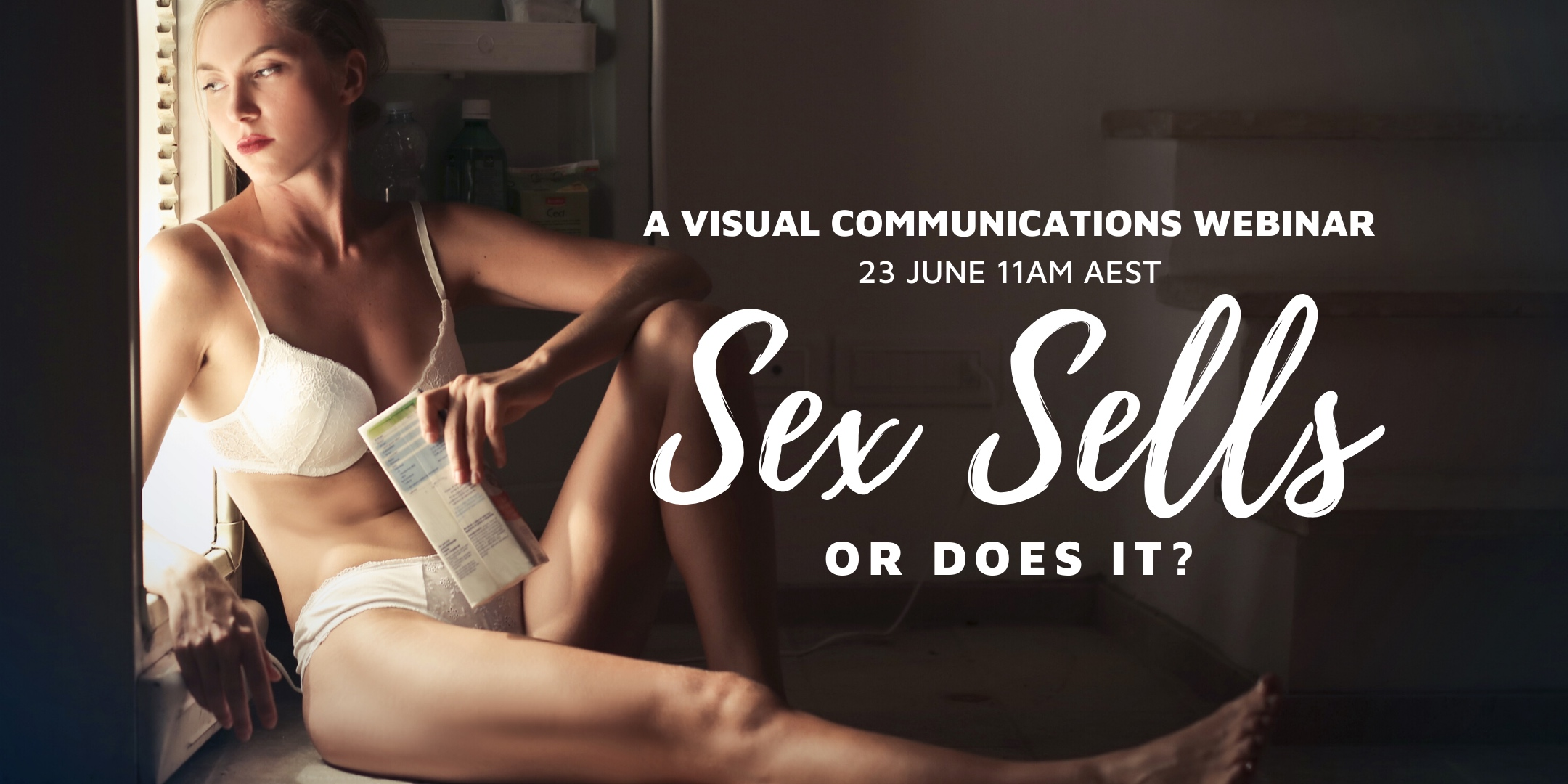 Visual Communications by Vermilion Pinstripes. Sex sells or does it
