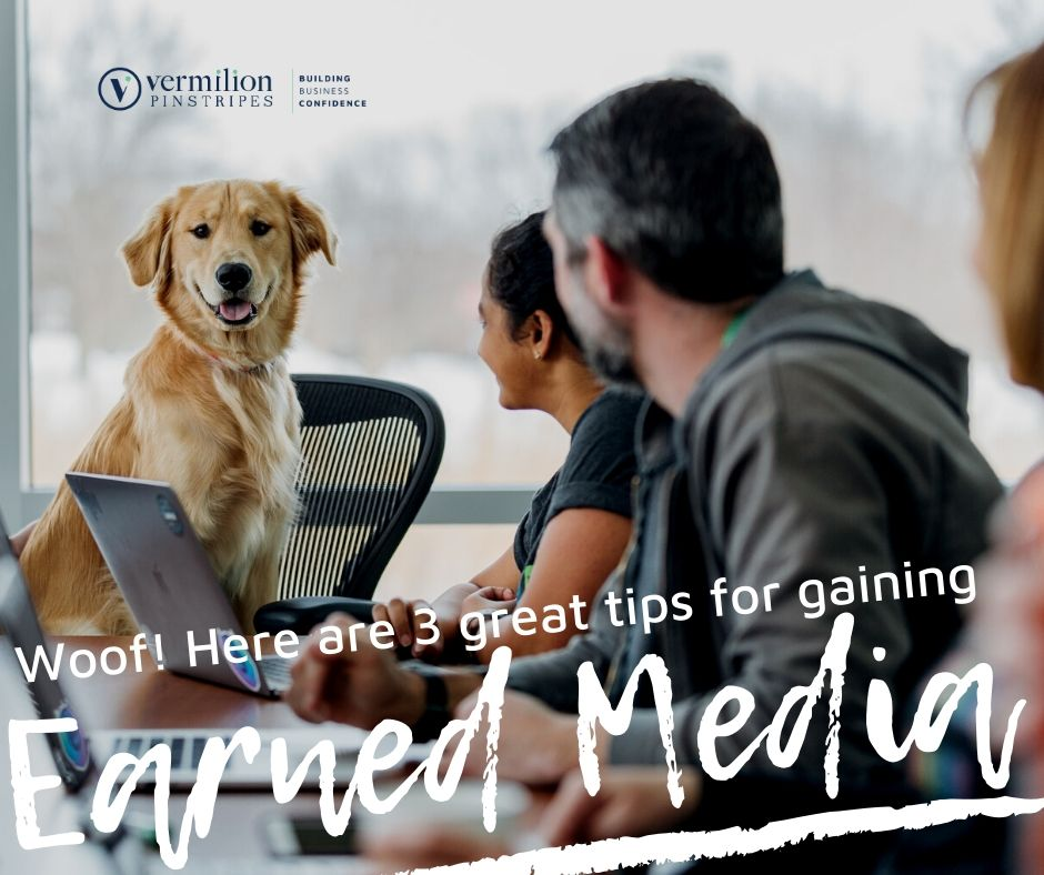 3 Great Tips for Gaining Earned Media