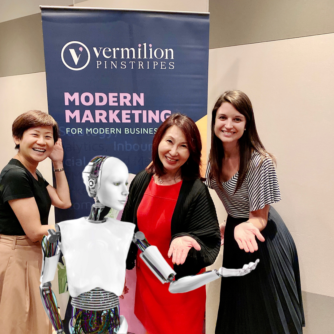 Singapore thriving at Modern Marketing in 2020!